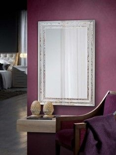 Espejo Moderno de Cristal : Modelo NACAR II