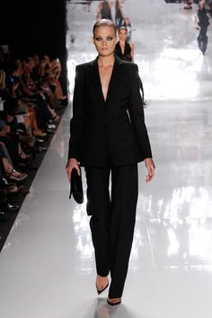 Ralph Rucci - Spring 2013 Ready-to-Wear