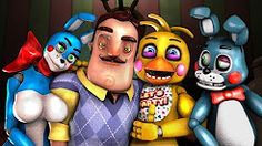 FNAF SFM] RETURN TO THE SCENE THE MOVIE TOYS (Five Nights at Freddy's Animations) - YouTube