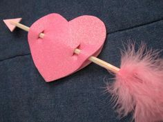 This will be perfect for a Valentine Craft or Card.
