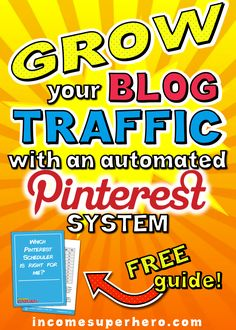 """Put your Pinterest efforts on autopilot 