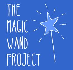 The Magic Wand Project is a social kindness experiment inviting people to discover what they love and care about in their city and community...AND consider where they might share their magic to mak...