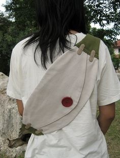 the Borrowers Arrietty bag inspired Shoulder / sling by cuteart