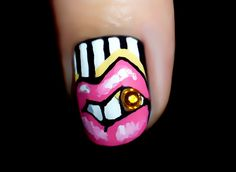she would #millesimeclothing #nailstyle