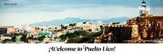 """BIENVENIDOS A LA ISLA DE LA GENTE DESPREOCUPADA, DEL SPANGLISH Y DE LA """"R"""" QUE SUENA A """"L""""… BIENVENIDOS A LA ISLA DE LOS ENCANTOS ► http://www.revistaey.com/v-i-a-j-e-s/565-revista-ey-iwelcome-to-puelto-lico.html"""
