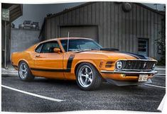1970 Ford Mustang Boss 302 Its a 1970 mustang boss 357 Its a 347 not a it doesn't have 302 engine in it. Its a boss engine but its a 347 cubic inchs. Ford Mustang Boss, Mustang Cobra, Mustang Fastback, Shelby Gt500, Bugatti, Maserati, Classic Mustang, Ford Classic Cars, Classic Trucks