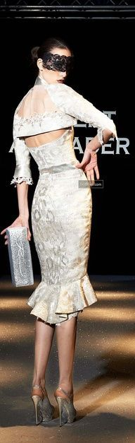 Robert Abi Nader - Haute Couture spring - summer 2013