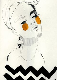 Fashion illustration perfection