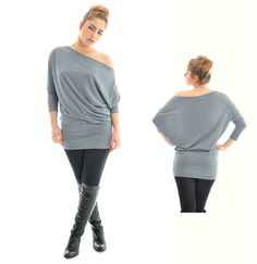 Cotton Oversize Tunic- For plus size and maternity as well