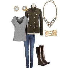 Stella and Dot Zora Love- my first Polyvore creation.