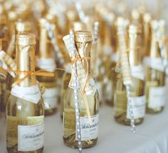 Hochzeitsplanung | Charlottchen's | sektempfang | diy | Champagner bar | sektbar