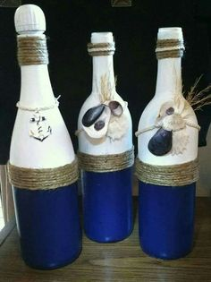 Love these beautiful bottles...I can do this!
