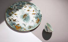 Hermès new porcelain range - an interior highlight for 2016