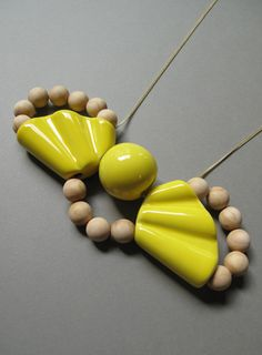 marion vidal Contemporary Jewellery, Modern Jewelry, Jewelry Art, Jewelry Accessories, Jewelry Design, Pendant Jewelry, Jewlery, Ceramic Necklace, Ceramic Jewelry