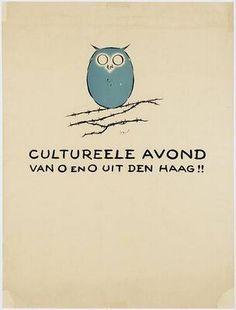 minimalist owl design