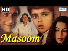 Masoom {HD} - Naseeruddin Shah - Shabana Azmi - Jugal Hansraj - Urmila Matondkar - Old Hindi Movie - YouTube
