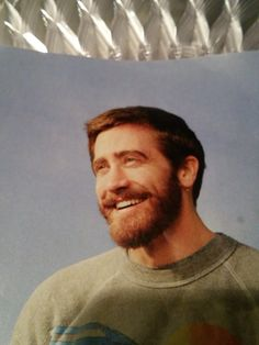 My friend's dad is convinced that Jake Gyllenhaal is the Burger King and I'm not sure he's wrong.