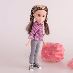 Bows & Ribbon handmade doll Justynka by BowsandRibbonPL on Etsy