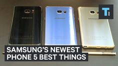 The 5 best things Samsung's newest phone can do