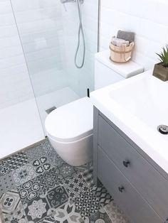 decoralinks |  materiales low cost en imitacion suelo hidraulico y lavabo ikea