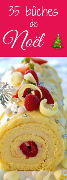 Our traditional wood recipes - Bûches - noel Christmas Cooking, Christmas Desserts, Rocher Torte, Sweet Recipes, Cake Recipes, Winter Torte, Yule Log Cake, Glaze For Cake, Food Log