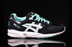 0e58213d5f28 90S-Inspired Running Shoes · AsicsBarefootSagaRunning Shoes TennisSneakerAthleticMintBlack