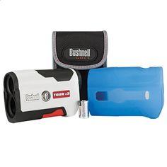 Bushnell Tour V3 Patriot Pack Compact Golf Rangefinder Pin Seeker Technology New #Bushnell