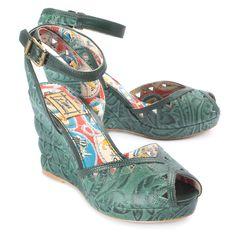 Miss L Fire Tijuana :: Sandals :: Imelda's Shoes