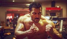 """Here's a new still from Salman Khan's upcoming movie """"Sultan"""""""