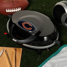 Coleman Chicago Bears InstaStart Tailgate Grill #UltimateTailgate #Fanatics