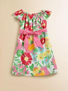 Lilly Pulitzer Kids Toddler's & Little Girl's Little Sully Shift Dress