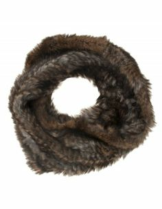 Multiple textures is a major Trend in Fall/ Winter 2014, Add to the textures with a fur scarf but maintain a trendy feminine look that will keep you cozy at the same time