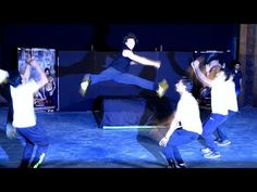 AMAZING ! Tiger Shroff doing ACTION scenes from BAAGHI movie.