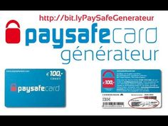 PaySafeCard Generateur [Gratuit] [Septembre]