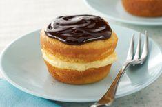 Boston Cream Pie Minis Recipe - Kraft Canada