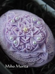 Soap Carving.  LOVE THIS