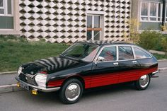 Citroën GS Basalte - 1975