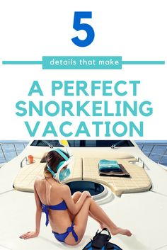 If you own a snorkel mask and snorkel gear you already know that snorkeling is addictive. For many people there isn't much of a transition from the first experience to actually planning entire vacations around best snorkeling spots.