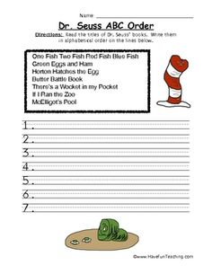happy birthday dr seuss march 2 worksheet. Black Bedroom Furniture Sets. Home Design Ideas