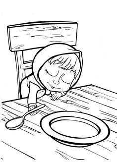Masha_e_Urso_Bear_boomerang_desenhos_imprimir_colorir_pintar (3)