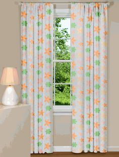 35 Inspiring Summer Curtains For Living Room Decoration - If you are wondering why people use living room curtains instead of the usual blinds, then here are some reasons. Blinds are more expensive; Turquoise Curtains, Floral Curtains, Beaded Curtains, Modern Curtains, Eclectic Curtains, Curtains Living, Contemporary Kitchen Island, Contemporary Decor, Contemporary Curtains