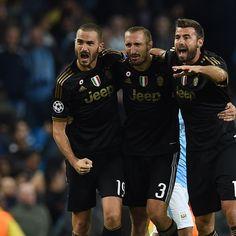 Bonucci Chiellini Barzagli Juventus