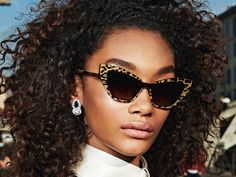 Find the latest sunglasses for women from Dolce&Gabbana: round, cat-eye or butterfly shaped in acetate, metal or hand-painted wood. Latest Sunglasses, Trending Sunglasses, Cat Eye Sunglasses, Sunglasses Women, Dolce And Gabbana Eyewear, Dolce Gabbana, Rainbow Laces, Lace Pumps, Chanel