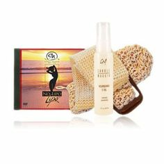 No Lipo Lipo DVD (PAL) & Sisal Louffas + NOURISHING E OIL by Carole Maggio. $94.95. facial exercise. facercise. no lipo lipo. carole maggio. You will receive both a Sisal Louffa Mitt and Strap with a Nourishing E Oil, to use with the No Lipo Lipo DVD.  No Lipo Lipo is an amazing knuckle-massage like treatment which breaks down and smoothes the cellulite and fatty deposits. The skin will firm and tone. In spa the average inch loss is 15 inches in 5 weeks, 2 sessions weekly.   Our...