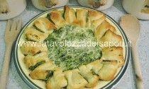 Girasole di Spinaci http://www.latavolozzadeisapori.it/ricette/girasole-di-spinaci-e-ricotta