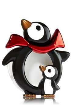 Bath & Body penguins