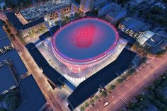 Olympia Entertainment and Little Caesars today announced a naming rights partnership establishing Little Caesars Arena as the name of Detroit's new, 20,000+ seat downtown arena. The new Little Caesars Arena will serve as home of the Detroit Red Wings NHL franchise and countless other sports, entertainment and community events.