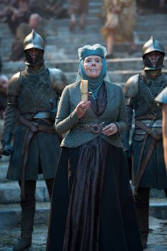 Diana Rigg stars as Lady Olenna Tyrell in Game of Thrones (HBO Series Game Of Thrones Wiki, Got Game Of Thrones, Jaime Lannister, Cersei Lannister, Daenerys Targaryen, Winter Is Here, Winter Is Coming, Best Tv Shows, Favorite Tv Shows