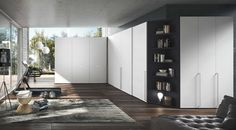 Contemporary wardrobes, manufactured wardrobes, high quality design wardrobes