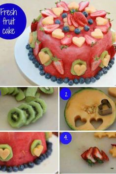 www.diycozyhome.com  This is a whole watermelon. Isn't it cute? I'm making this for the family reunion next year.